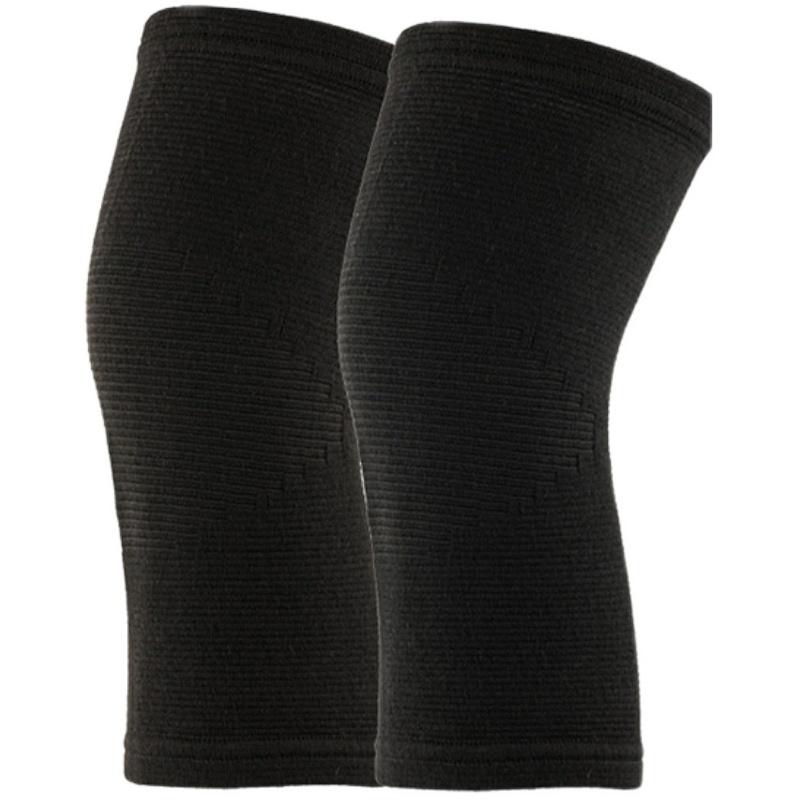 蒸舒康艾草护膝保暖老寒腿自发热男女漆老人空调房夏季关节滕盖套