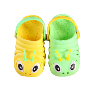 2021夏季新款儿童毛毛虫防滑凉拖鞋