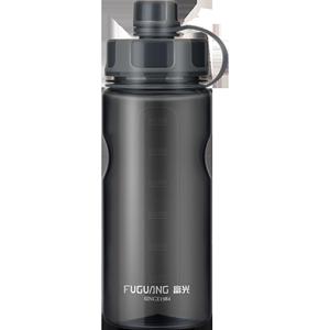 富光超大容量塑料户外健身太空杯
