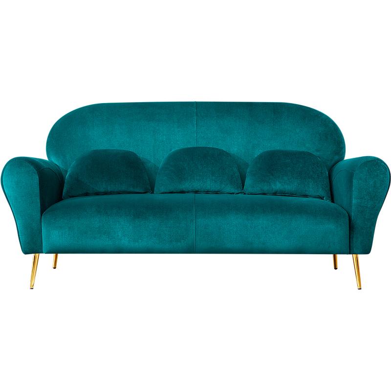 ins北欧简约现代卧室双人沙发床质量怎么样