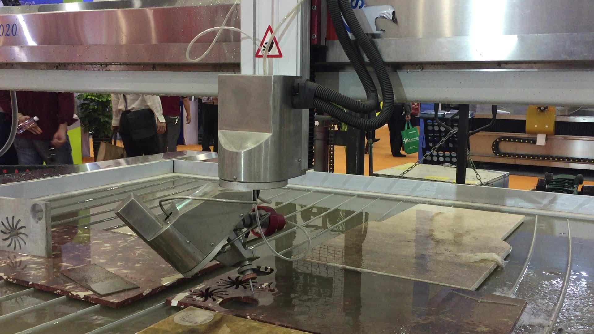 Sản phẩm mới 2017 sản phẩm sáng tạo cắt bằng tia nước, nhỏ máy cắt bằng tia nước