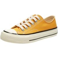 hotwind帆布鞋女百搭新款运动鞋评价如何