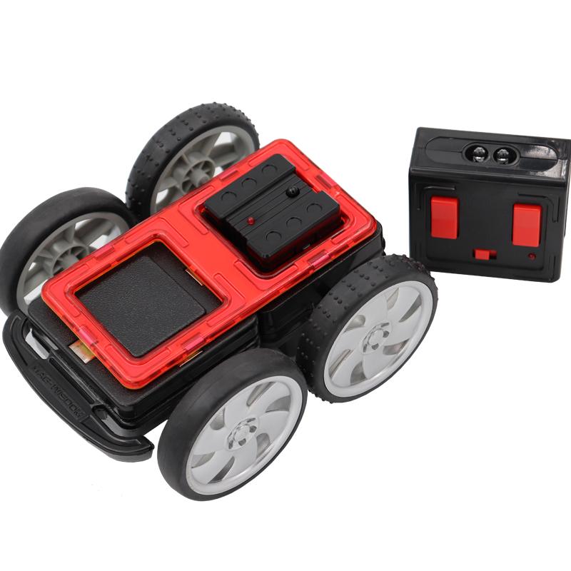 科博儿童磁力片积木配件智力玩具好不好