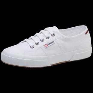 圣佩伽女鞋2019新款平底帆布鞋