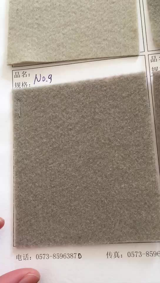 rv mats needle punched nonwoven