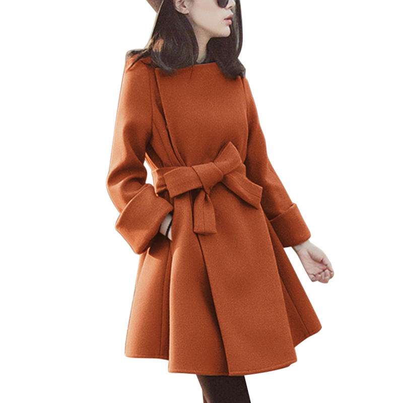 反季清仓双面羊绒呢子大衣女中长款春季2020新款流行妮子毛呢外套