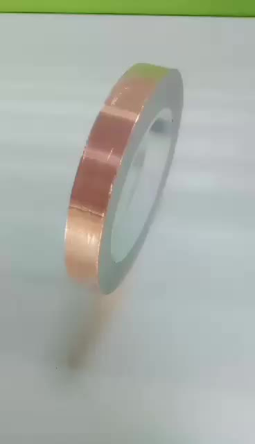 Conductive Die Cutting Copper Foil Tape for Cell Phones
