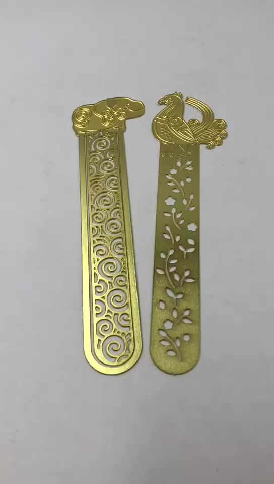 Custom Cock Shaped Hollow Gold Plating Bookmark The Pig Shaped Popular Book  Clip - Buy Popular Bookmark,Hollow Pig Shaped Clip,Gold Plating Bookmark