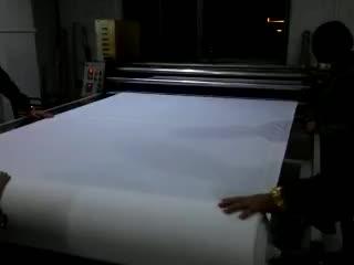 핫 스탬핑 텍사스 홀덤 맞춤 인쇄 카지노 펠트 로고 디자인