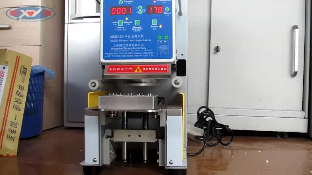 China Supplier Capsule Coffee Maker Filling Machine