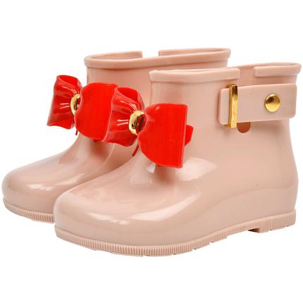 泰兰尼斯雨靴幼儿防滑2-8岁小雨鞋