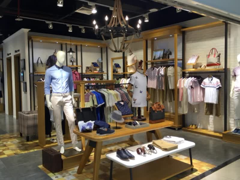 Ouyee Fashion Menswear Shop Furniture,Retail Cloth Shop Interior ...