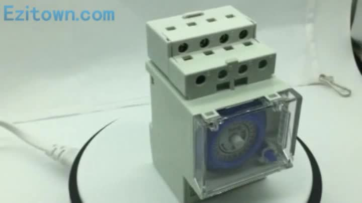 Ezitown Time Switches digital electric timer Relay Switch Sul181H SUL181 SYN161H timer switch factory AC220V 16A 24h
