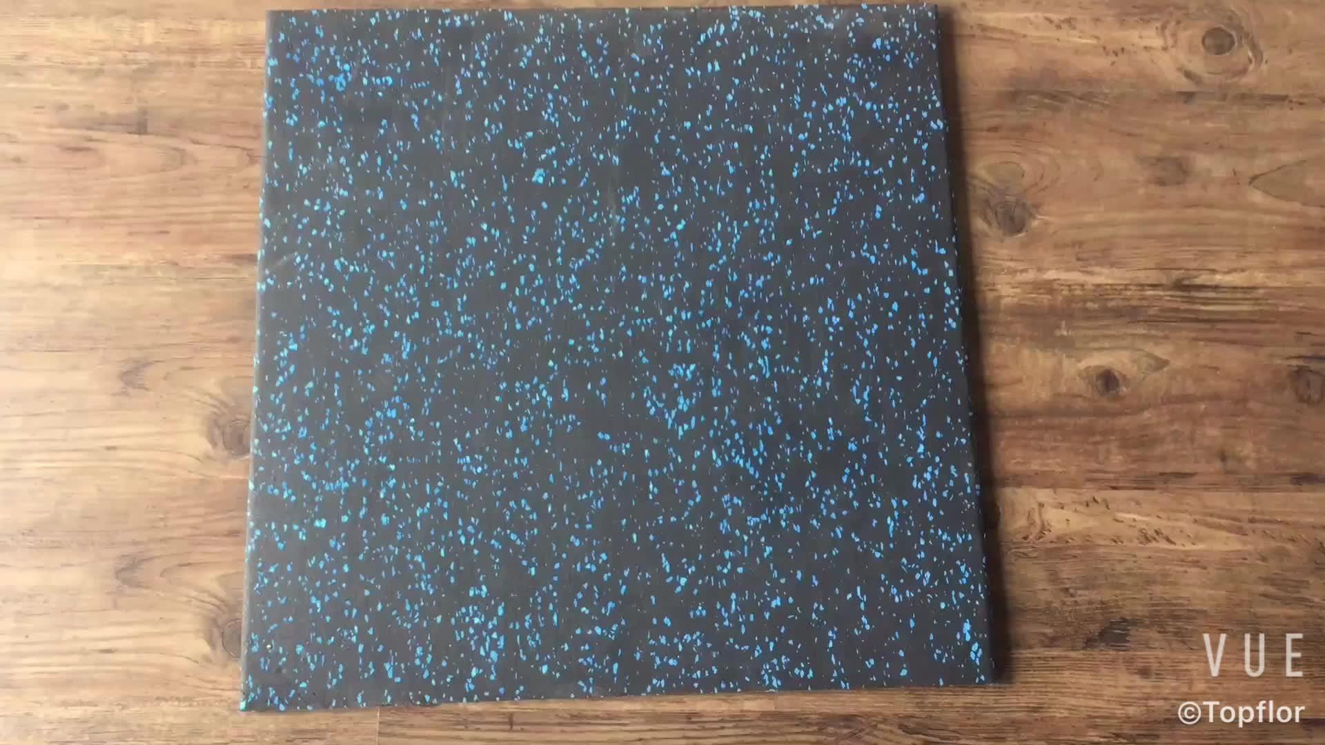 Non Slip Rubber Floor Tiles : Anti slip gym rubber floor mat buy