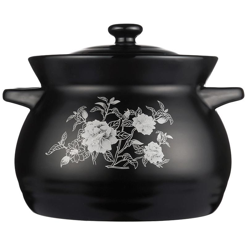 康舒耐高温陶瓷小煲汤锅瓦罐汤煲质量好不好
