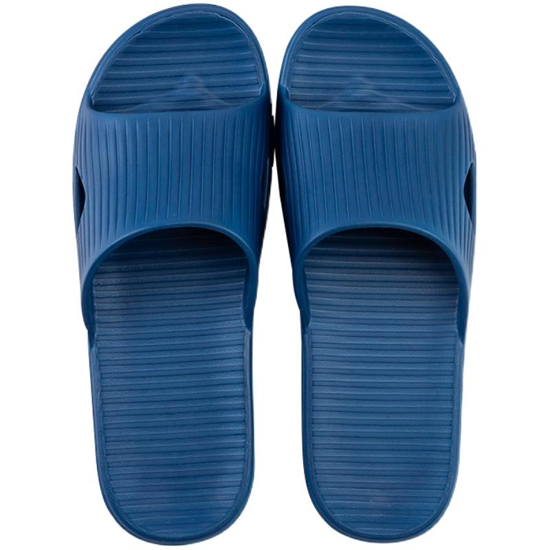 朴西家居拖鞋女室内软底拖鞋夏季浴室防滑防臭洗澡凉拖鞋男居家用