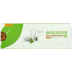 【純粉】五谷磨房山藥燕麥芡實粉