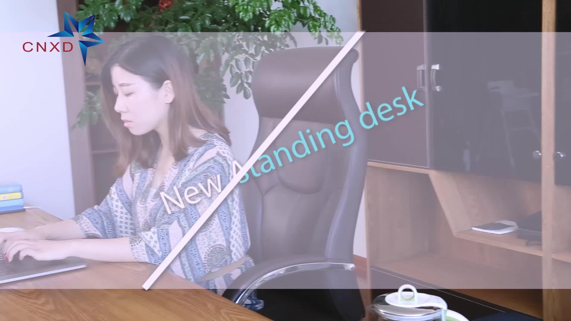 Ergonomic portable computer desk folding table/stand desk riser