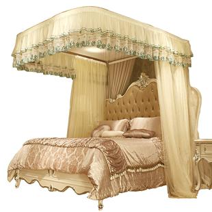 家用1.8 m 1.5米床加密加厚蚊帐