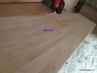 Round Solid Ash Table Tops