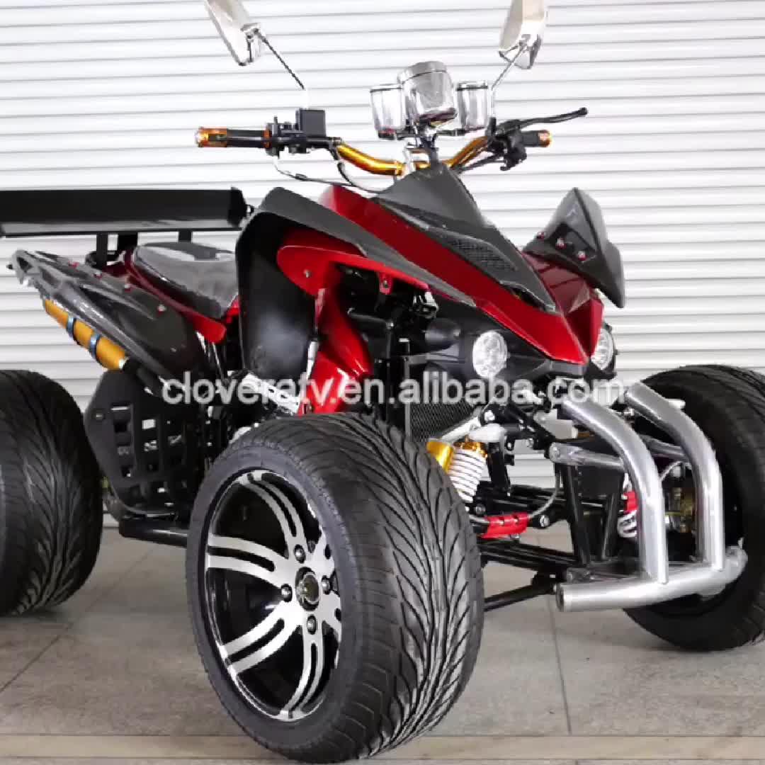 Street Bike Quad: Eec Spy Racing 350cc Quad Street Legal Atv Quad Bike 350cc
