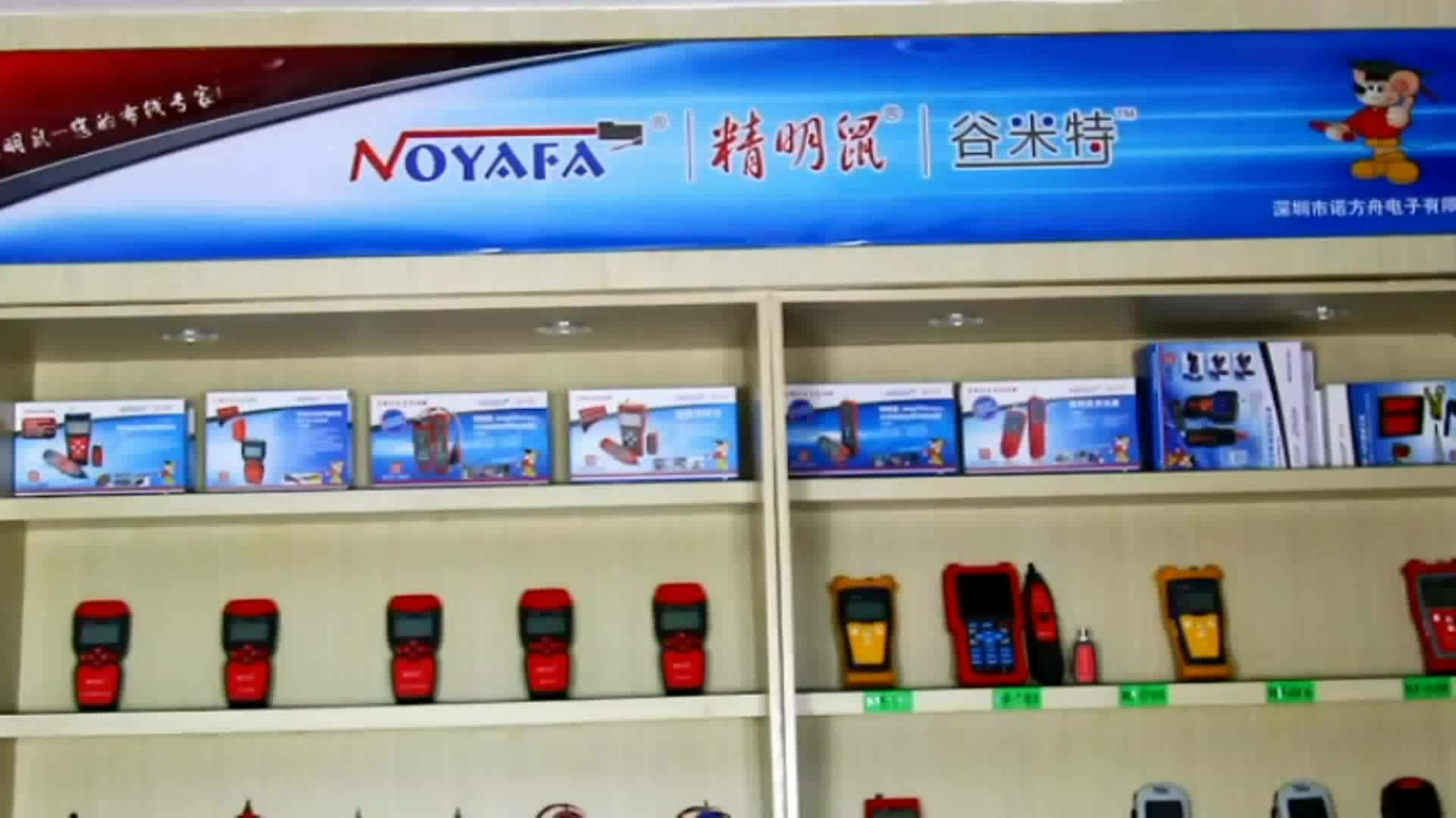 NOYAFA NF-308 다기능 와이어 추적기, 톤 케이블 테스터
