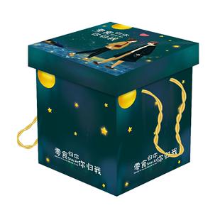 一箱整箱女生网红休闲食品大礼包