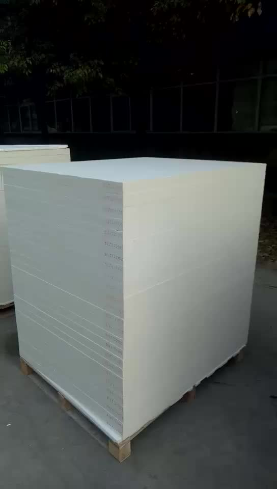 1600c 1700c 1800c Vacuum Formed Ceramic Fiber Board For