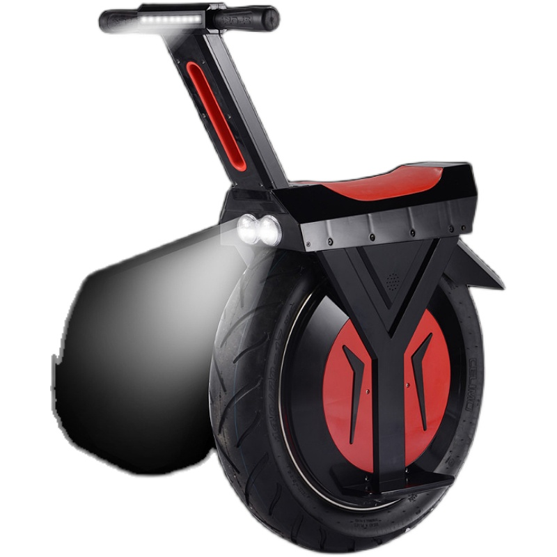 17寸电动独轮摩托车智能平衡车