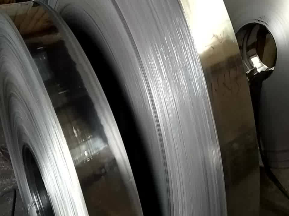 Non-magnetic AISI 309 s30v  self adhesive stainless steel strip st1203 cold rolled steel sheet coil