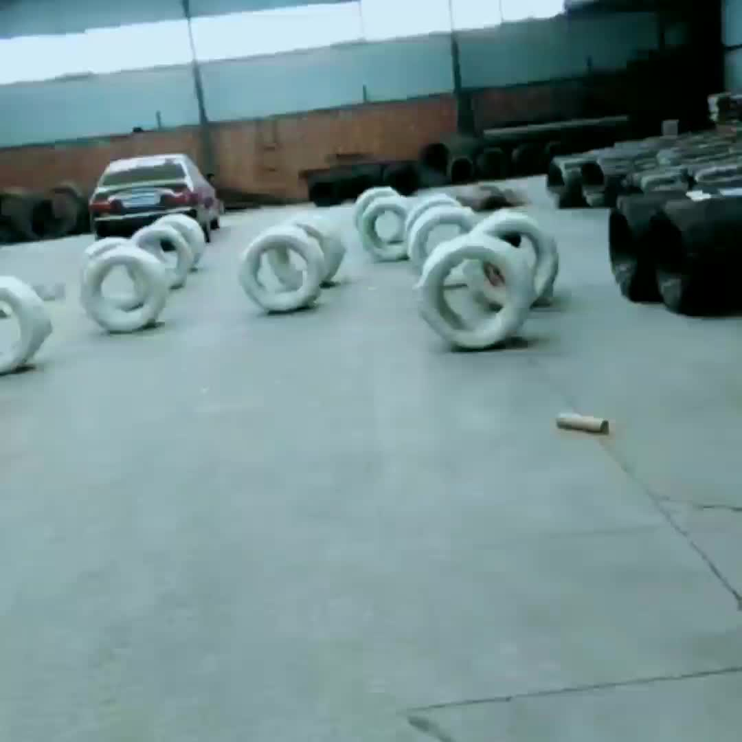 China manufacturer galvanized steel wire hot rolled steel wire rod in coils