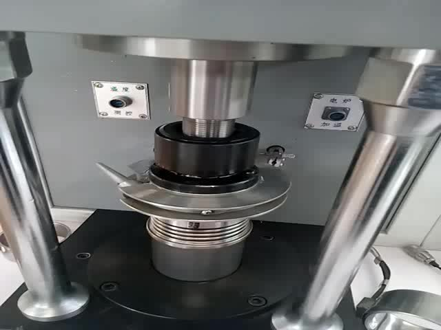 Computer control four ball friction and wear testing machine