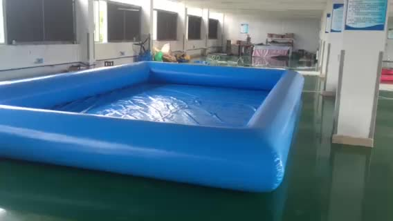 Inflatable Water Pool, Inflatable roller Pool ,Large Inflatable Swimming Pool for kids China factory with 20 years