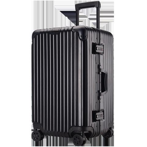 行李箱32寸大容量箱子男拉杆女超大30旅行密码24皮箱大号学生铝框