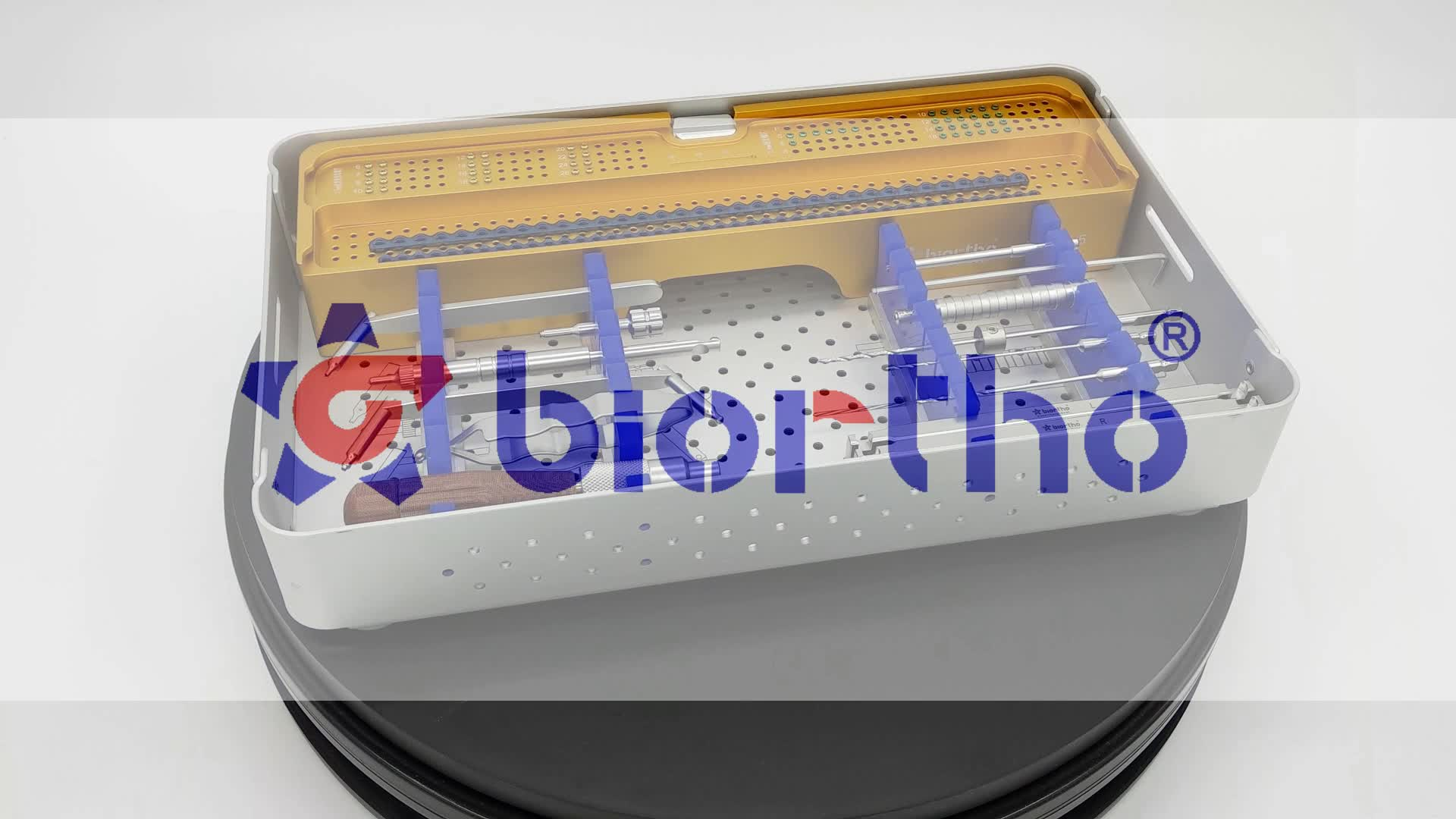 Advanced Locking Bone Plate System- 5mm Veterinary Orthopedic Instruments Implants