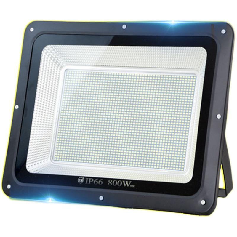led投光灯射灯仓库照明防水泛光灯网友评测分享