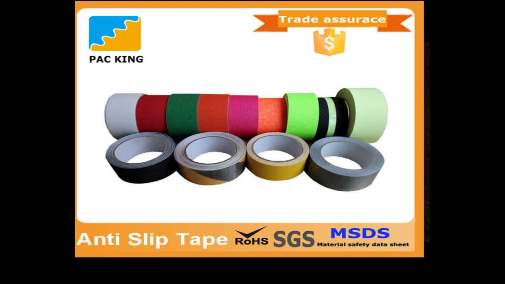 Anti Slip Safety PVC Tape For Stairs