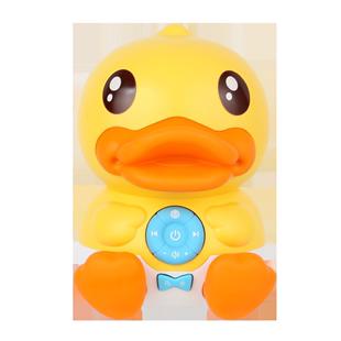 b . duck小黄鸭0-3岁儿童早教机