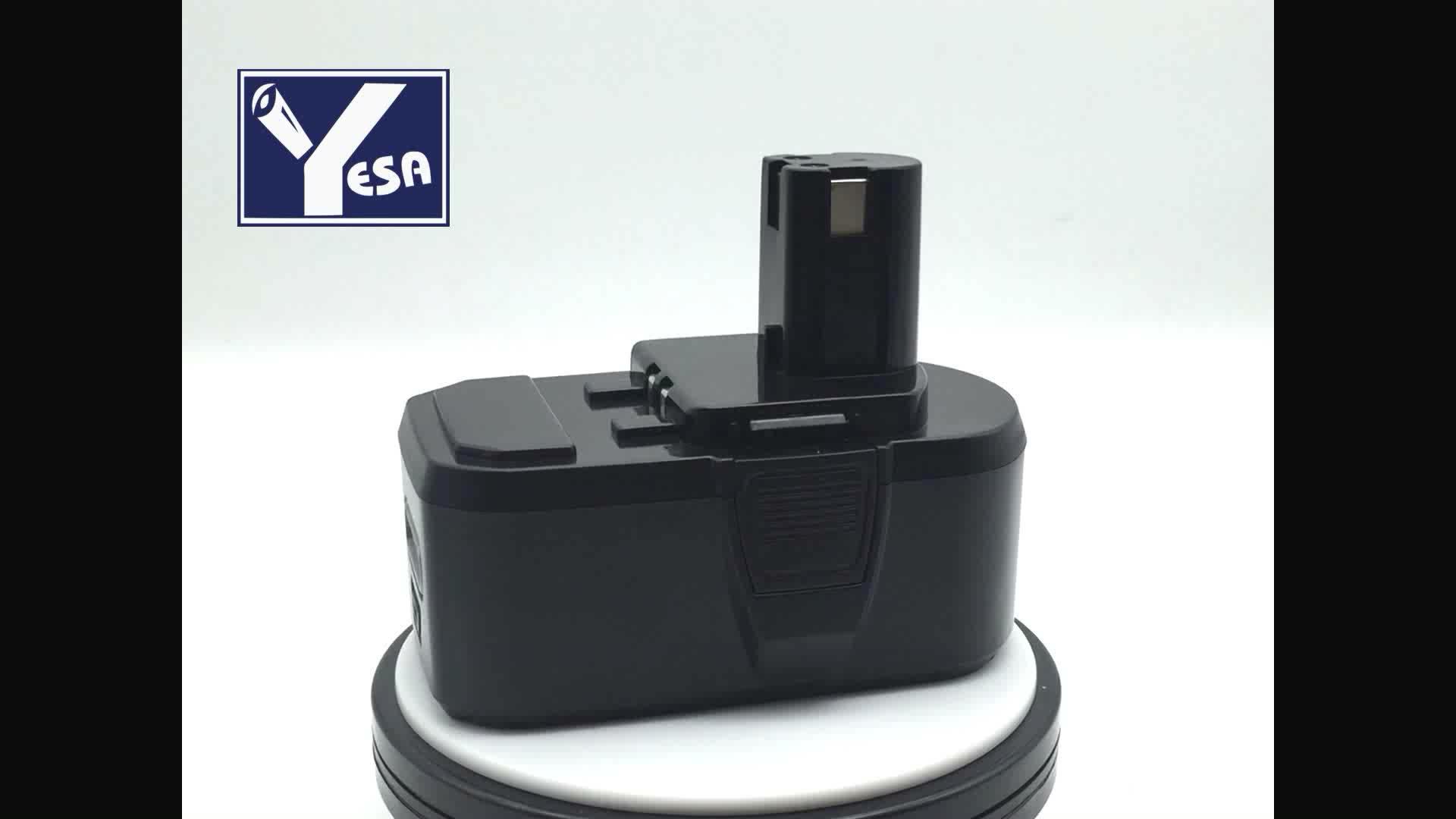 Für Ryobi 18 v 3ah Li-Ion Elektrowerkzeuge Akku Packs Für Ryobi BPL-1820G P104