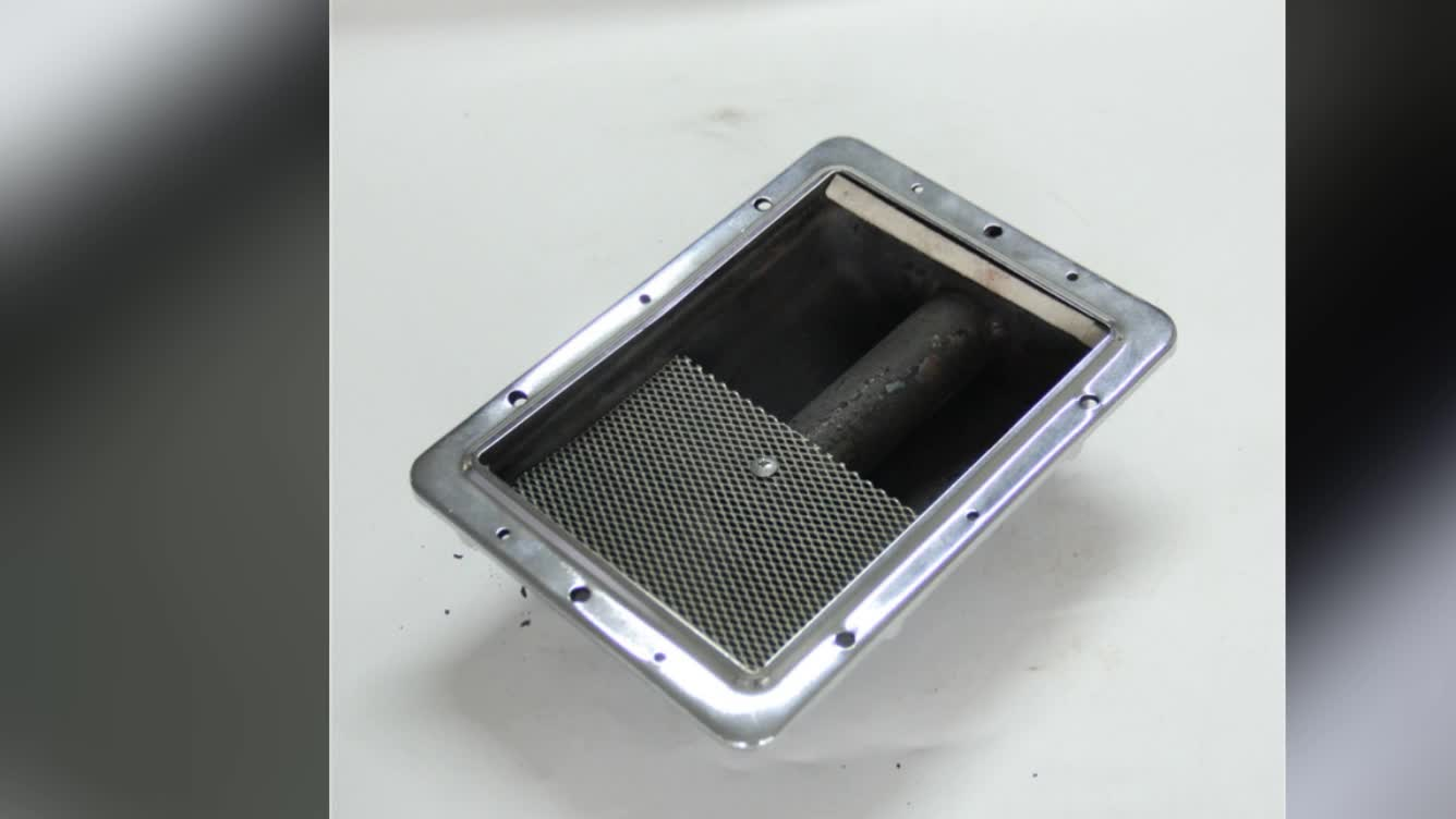 OEM stamping welding stainless steel covers