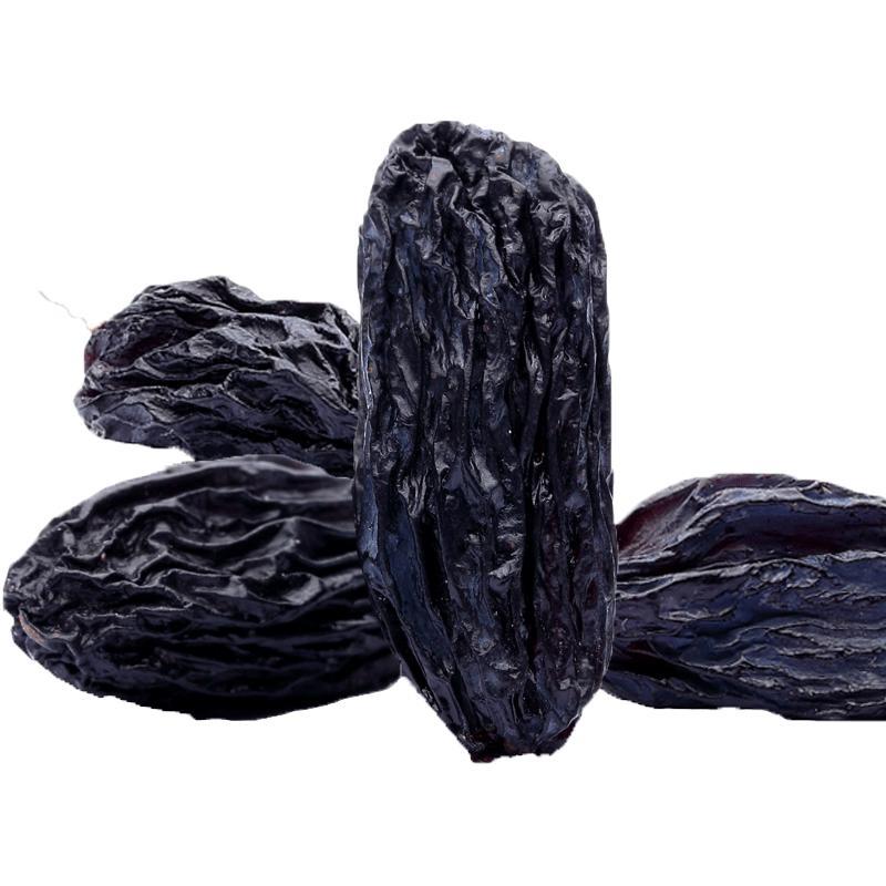 吐鲁番特级黑加仑葡萄干500g小包装新疆特产超大免洗无添加零食