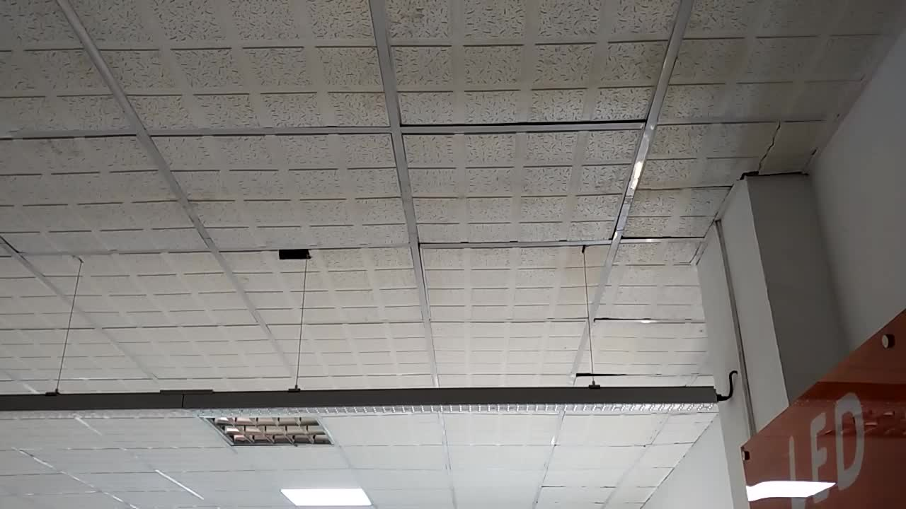 led light trunking system