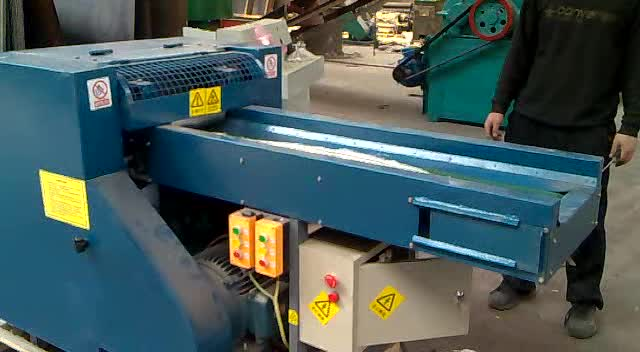 Rag Cutter / Clothing Cutting Machine | Fiber And Rag Chopping Machine