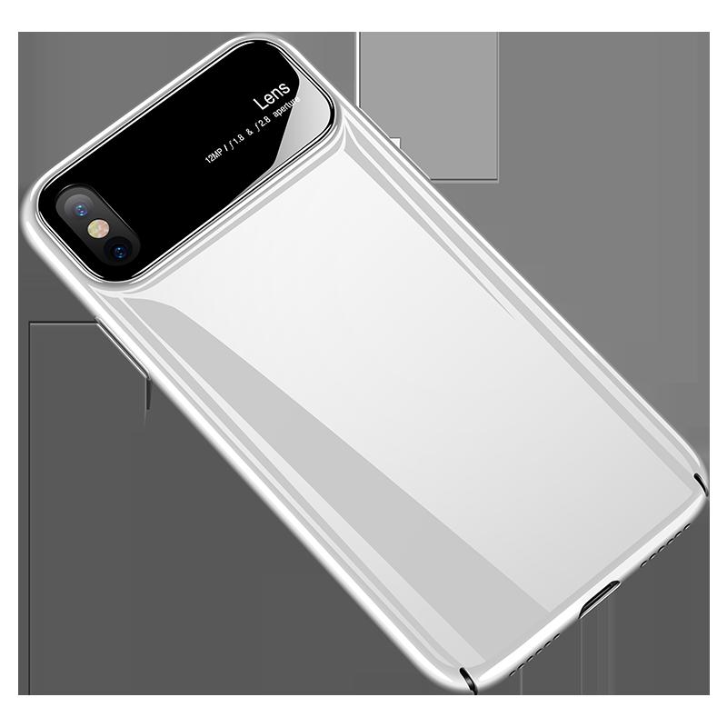 iphoneX手机壳苹果X新款Xs透明XsMax网红潮牌iphoneXs Max全包抖音8x防摔xr玻璃iphone x女款ipx超薄x壳男Max