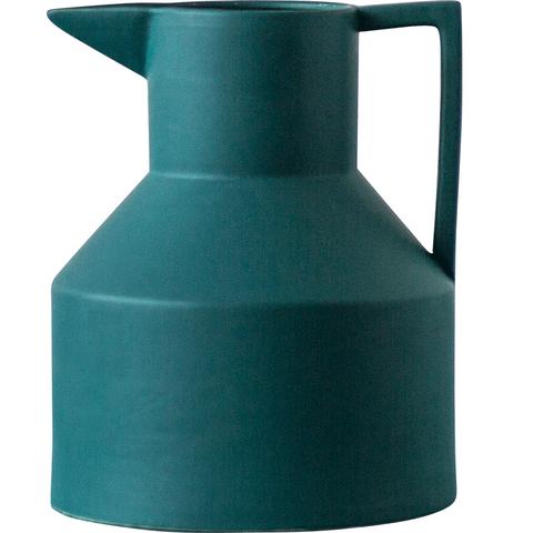 【买3免1】 佐凡尼北欧设计感花瓶尖嘴款 仿真花瓶花器 客厅摆件