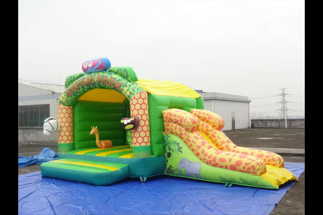 Wholesale cheap price commercial inflatable trampolines kids inflatable jumping castle