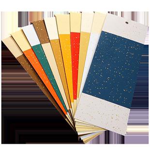 宣紙蠟染書簽10張裝創作繪畫書法空白手寫古典中國風簡約創意DIY送禮品小楷毛筆硬筆書法國畫手繪小品學生用