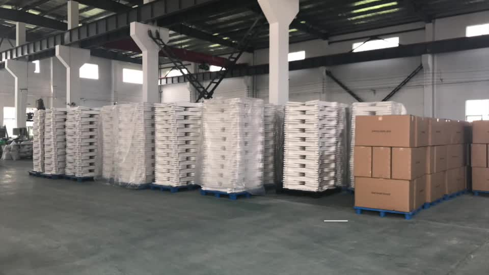China Manufacturer ABS Two Function Hospital Bed Parts