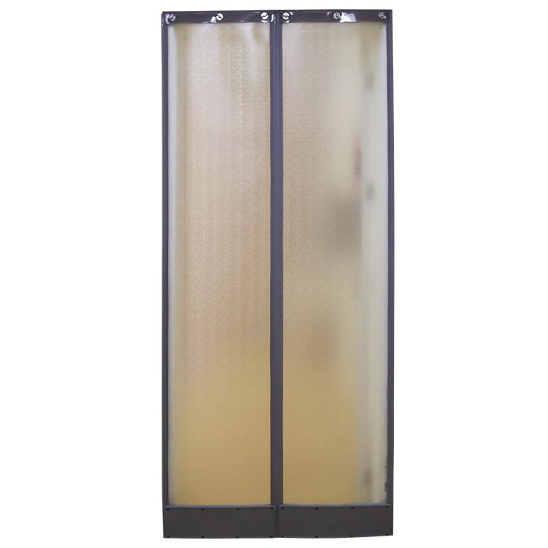 磁吸自吸防风冷气防蚊挡风空调门帘质量如何