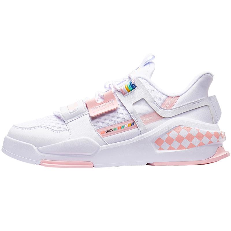 特步休闲鞋女2021年新款官网女鞋质量好不好
